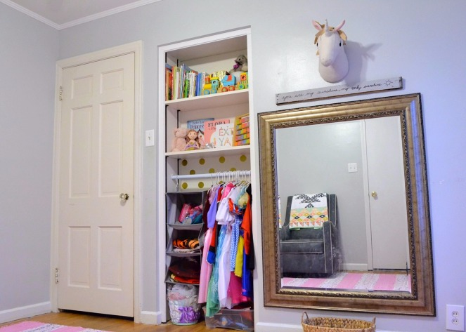 Dress Up Storage and Organization